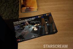 Starscream, amplify your story. Inside Abbey Road Studios